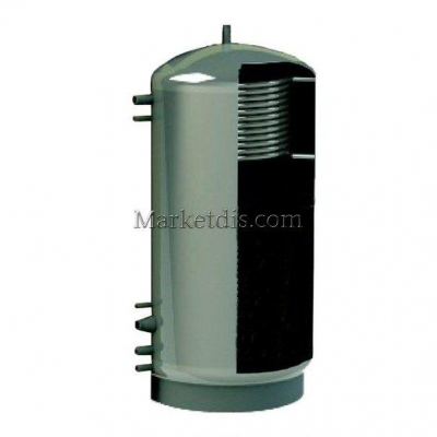 Аккумулирующий бак Dispipe  АЕ-ВТ25-1500 (без изоляции)